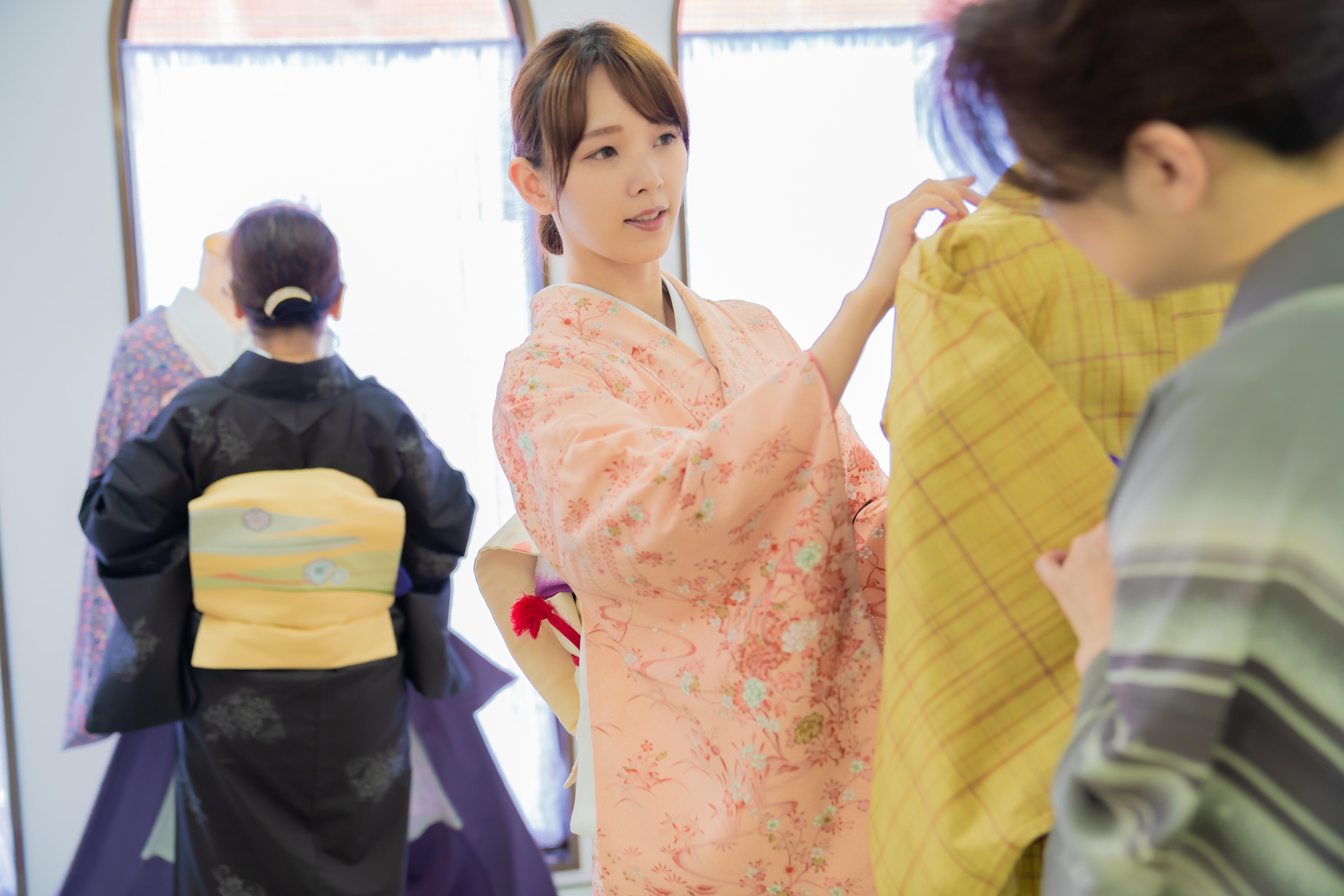 【初心者・習った事がある方大歓迎!】東京和装専門学院 津田沼校
