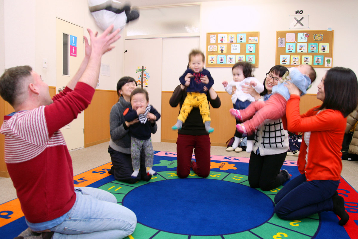 幼児・子供から大人のための英会話  MLS錦糸町スタジオ