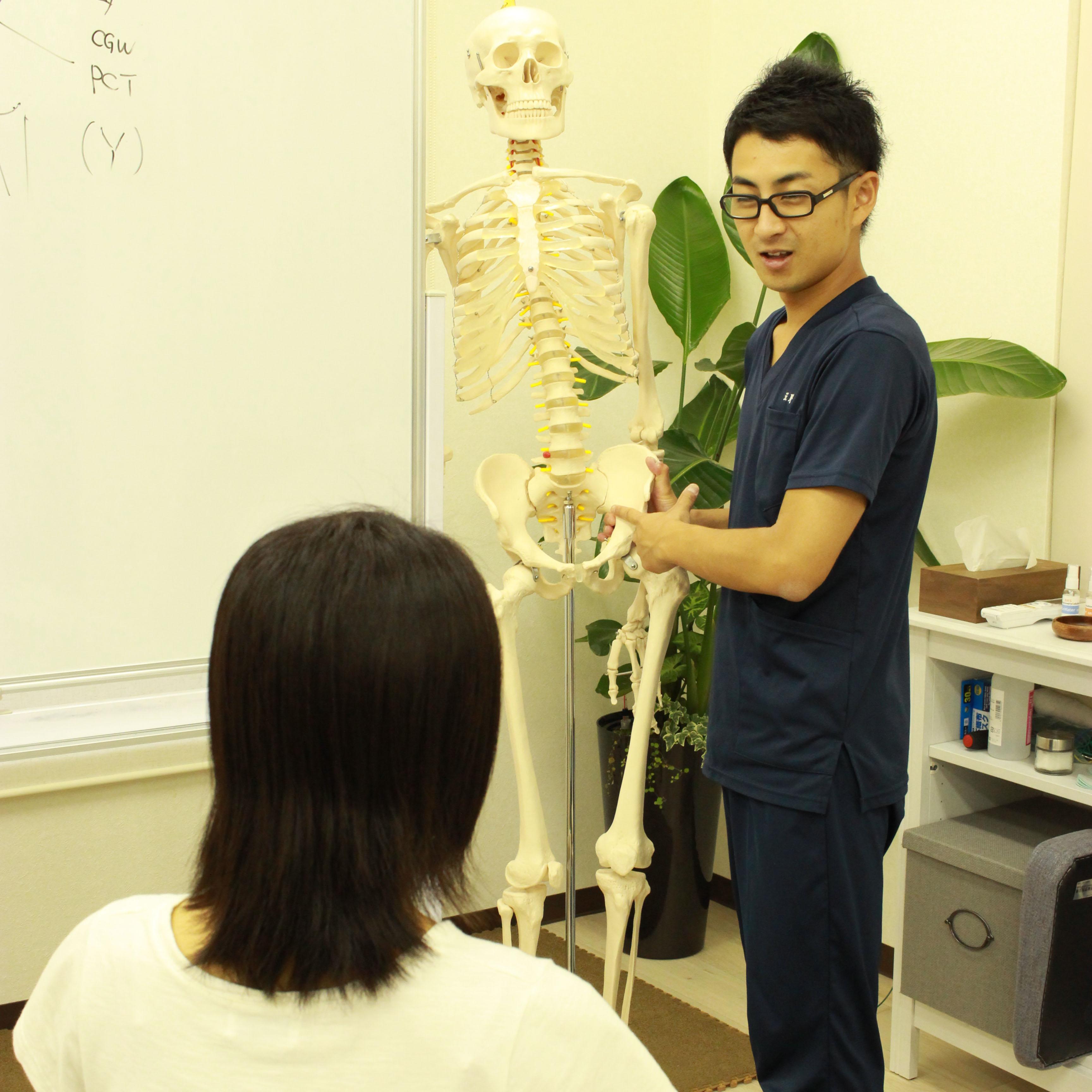 習志野市津田沼/整体/おからだの根本改善専門院 シンセロ治療院