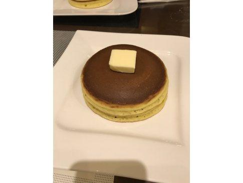 プレーンホットケーキセット 千葉版