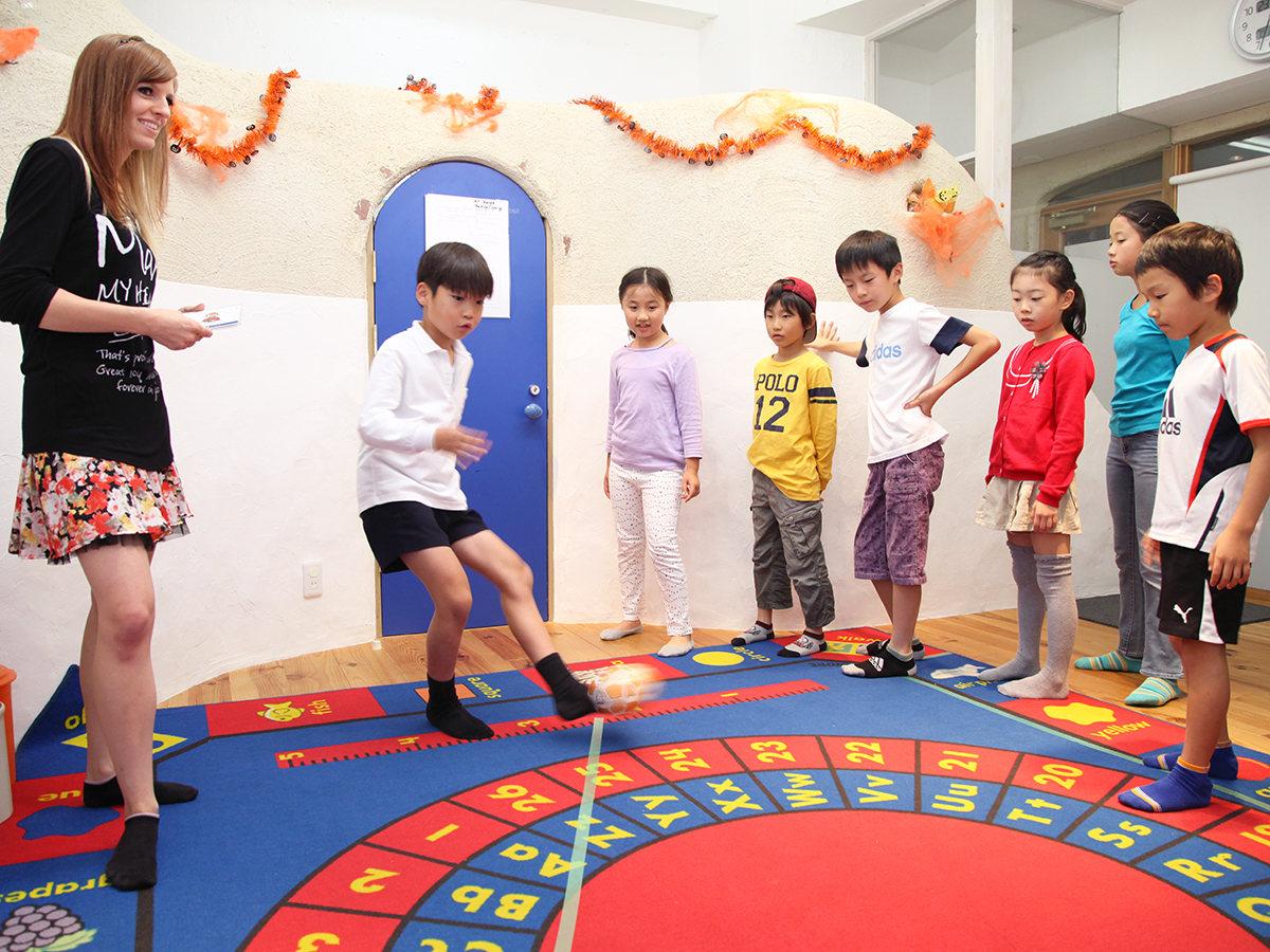 幼児・子供から大人のための英会話 ~ 英会話教室 MLS成城スタジオ