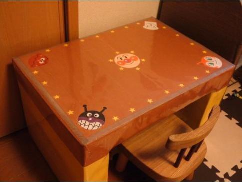アンパンマンテーブル