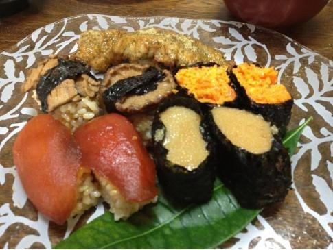 マクロビ寿司