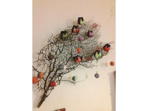 フクロウの木