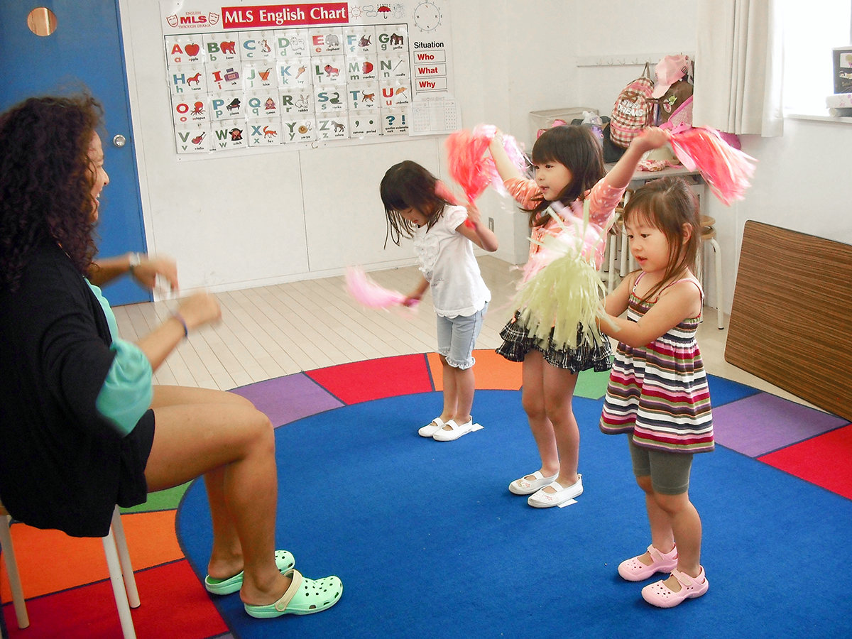 幼児・子供から大人のための英会話 ~ 英会話教室 MLS自由が丘スタジオ