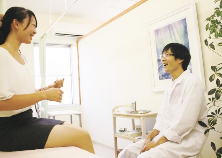 都賀の鍼灸院 らくげん|慢性症状の治療