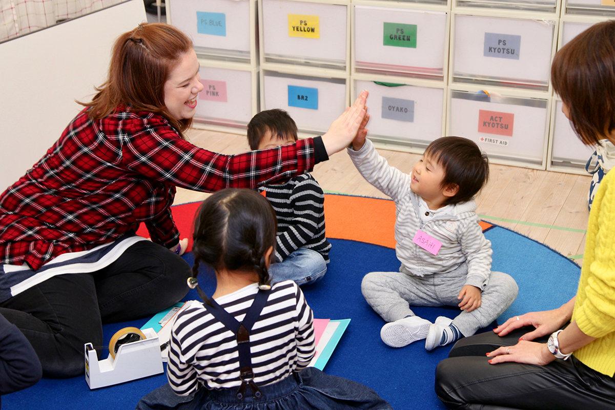幼児・子供から大人のための英会話 ~ 英会話教室 MLSたまプラーザスタジオ