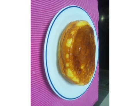 炊飯器ケーキシリーズ第4段 チーズスフレ