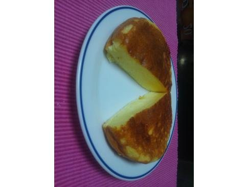 スフレチーズ 作り方