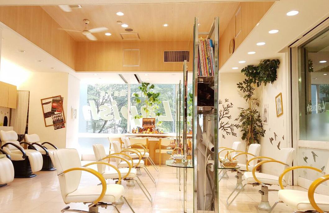 hair&make Lapish 常盤平店