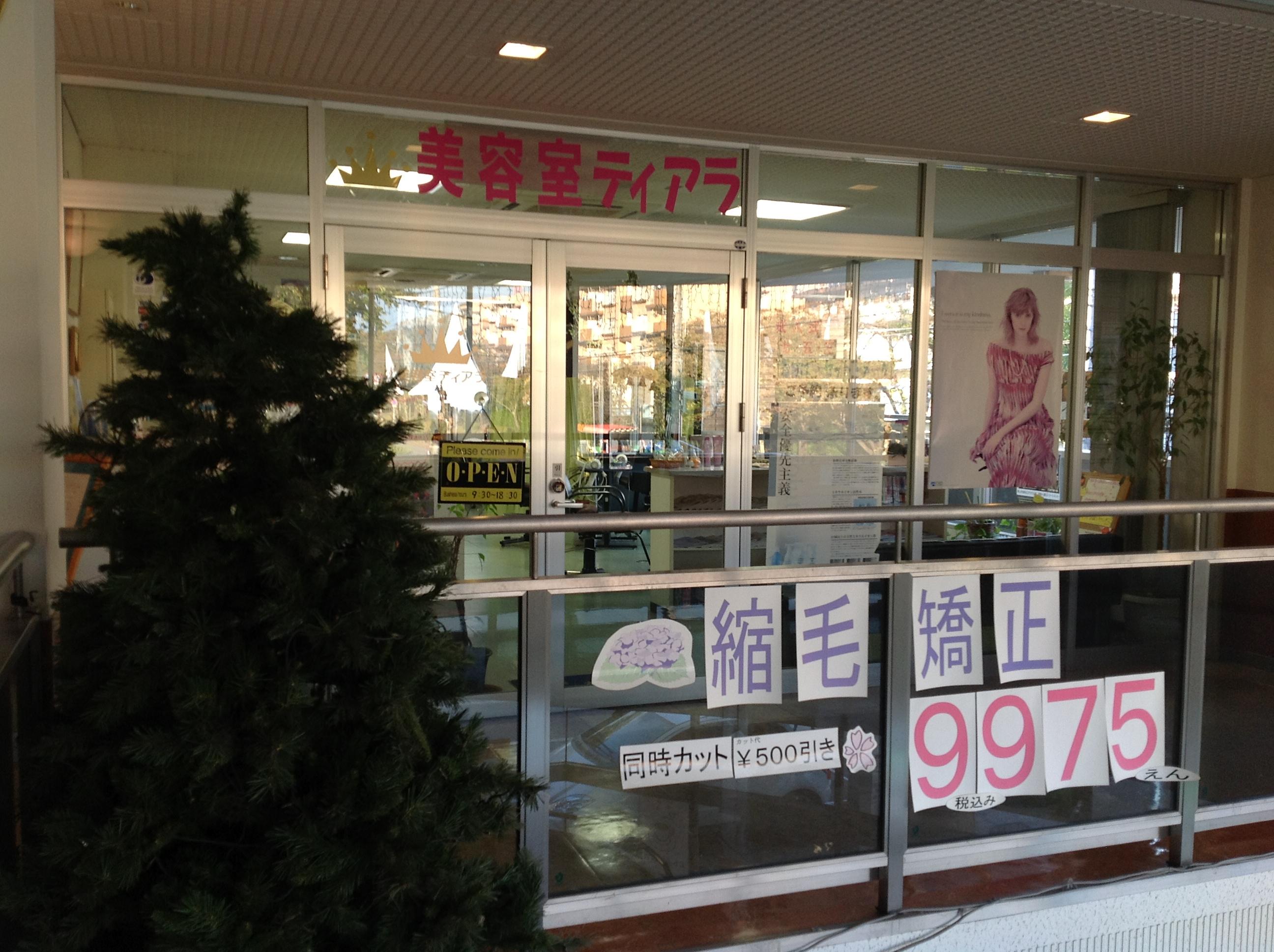 ティアラ松葉町店