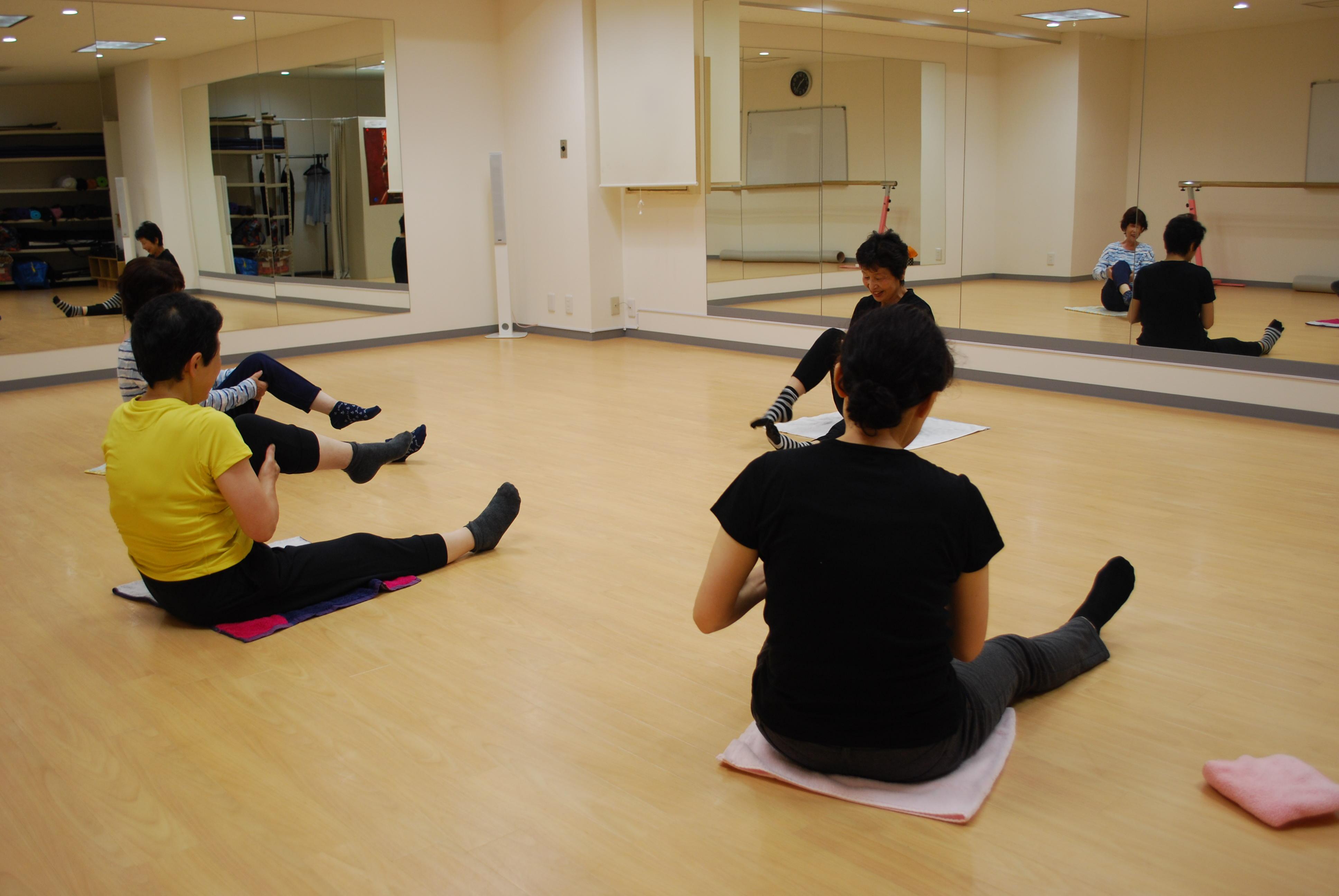 健康体操教室(ちいきカルチャー志津)