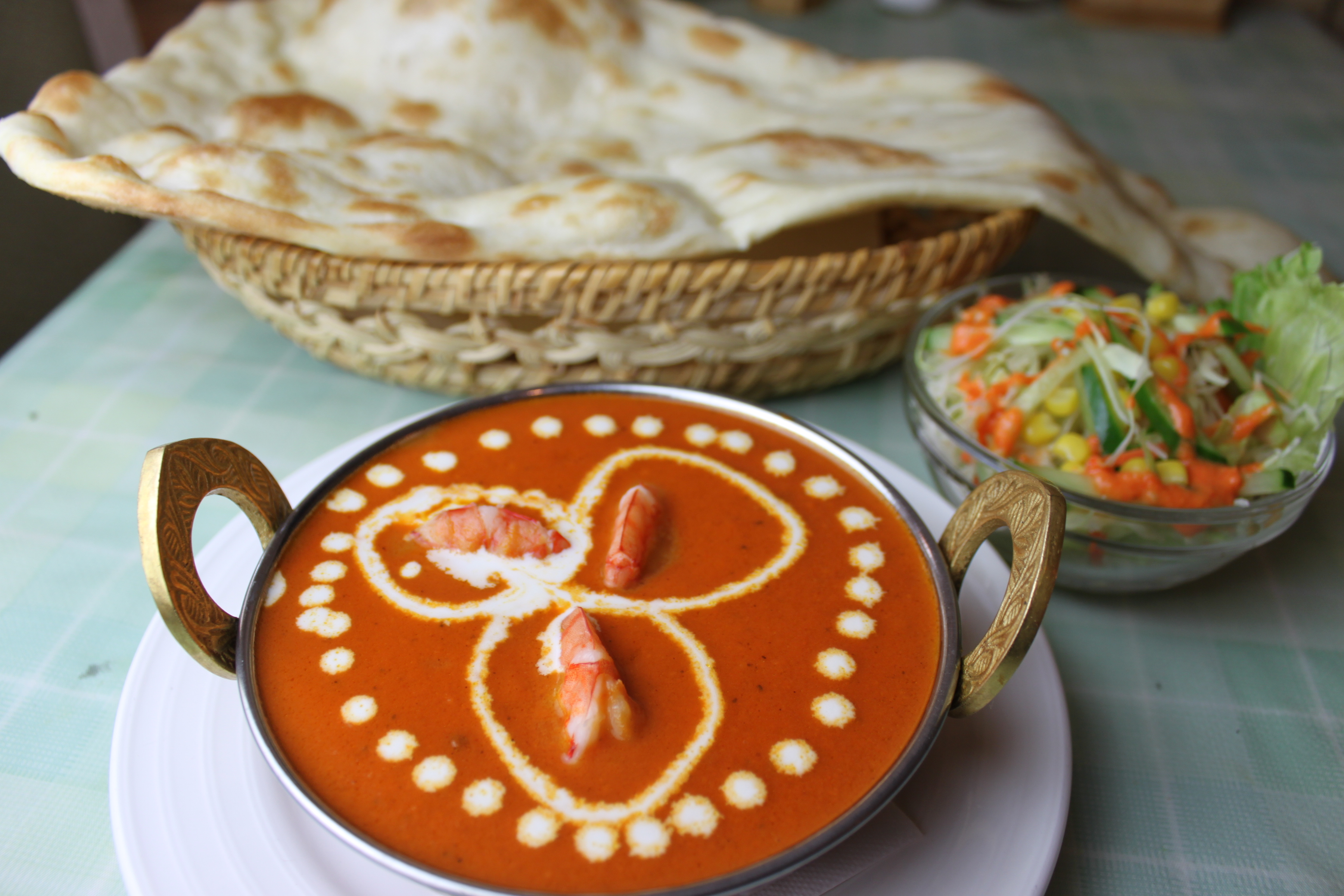 本場のインド料理 スーリヤチャンドラ