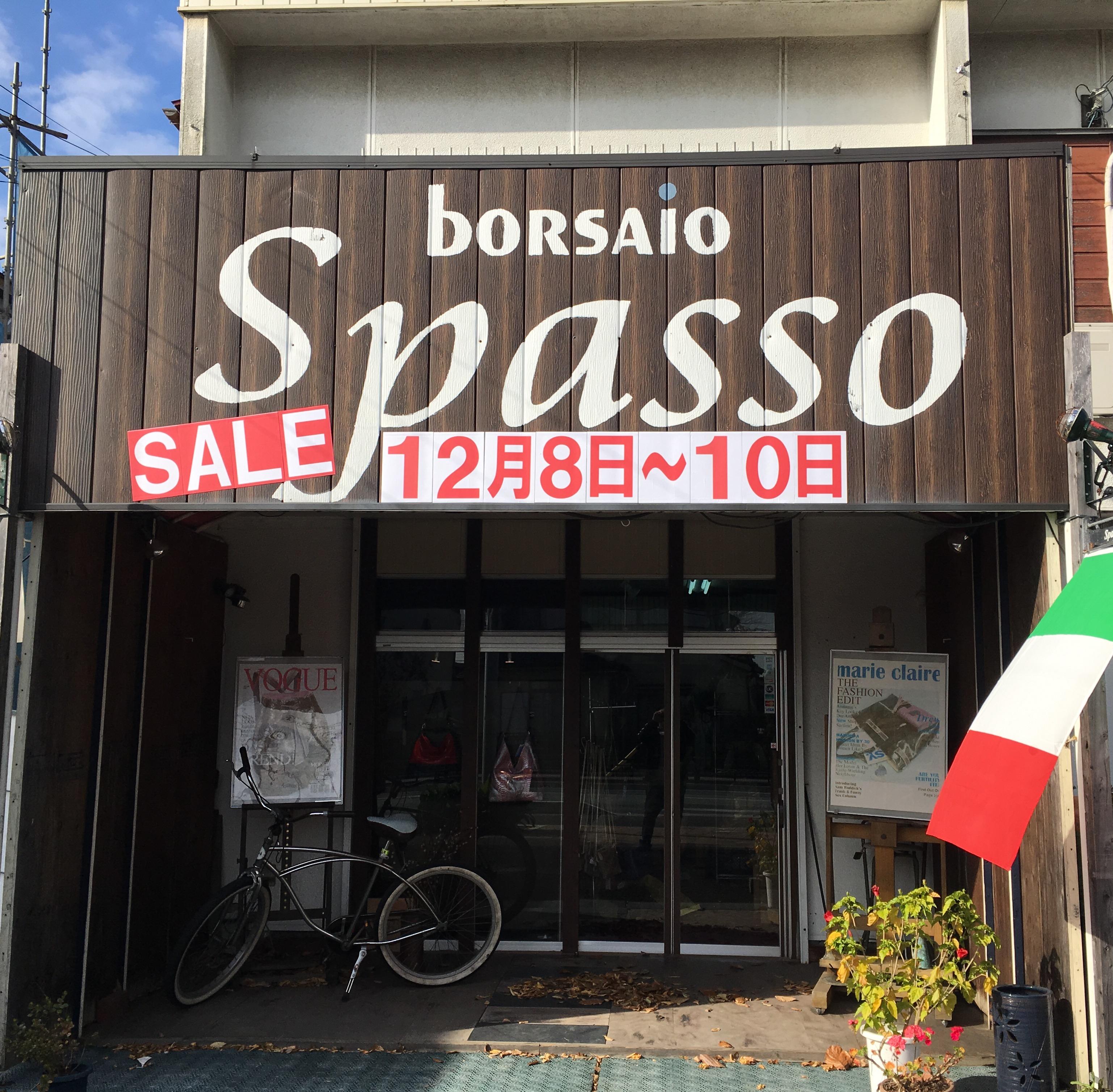 borsaio Spasso