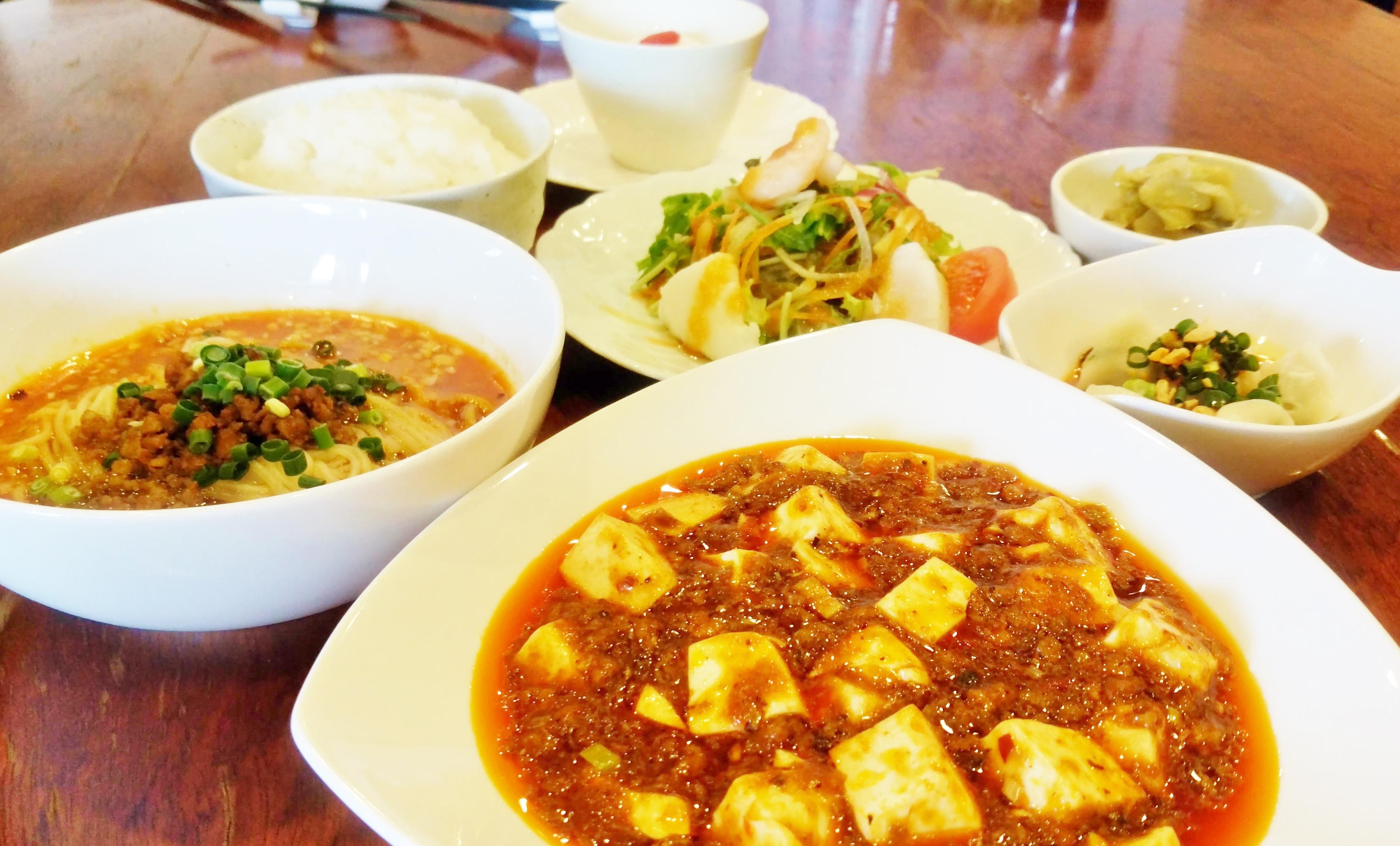 中国料理 「ろぉしゃん」