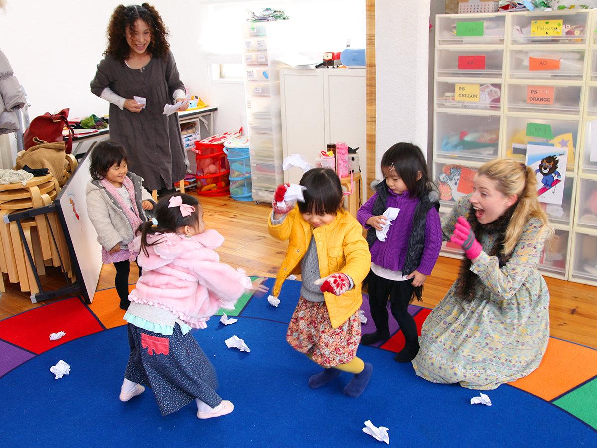 幼児・子供から大人のための英会話 ~ 英会話教室 MLS二子玉川スタジオ