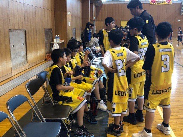 バスケットボールクラブチーム LEOVISTA BB(レオヴィスタ)