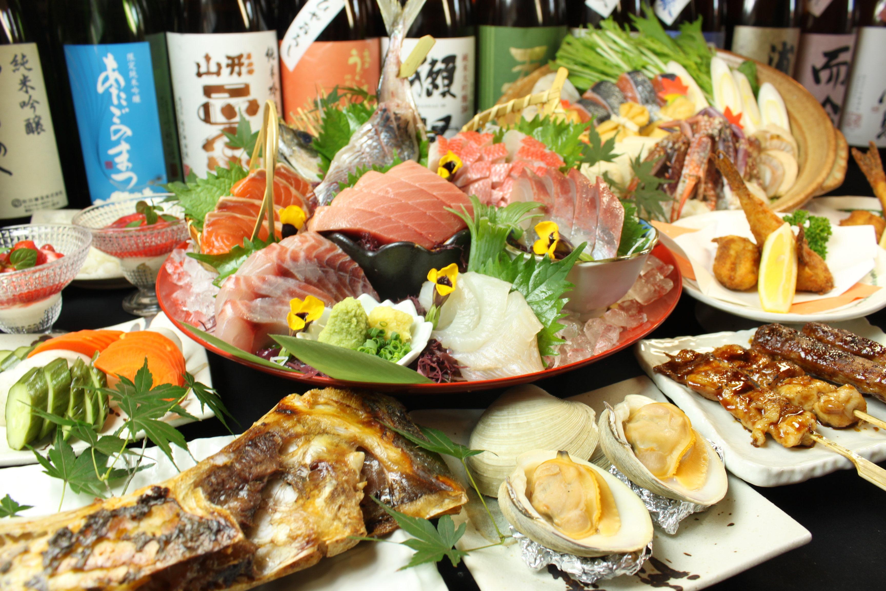 海鮮うまいもんや 魚がし 三代目つぼ八 八千代緑が丘店