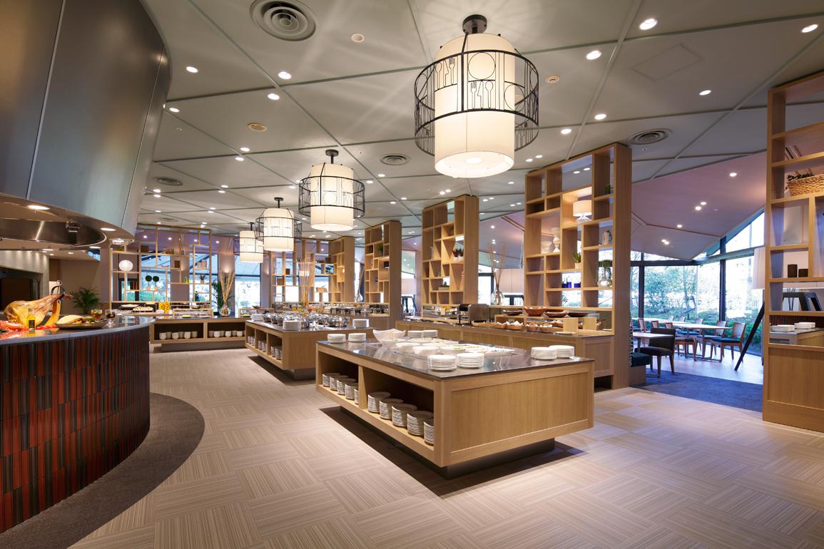 ホテル日航成田 カジュアル・リゾート・ダイニング セリーナ