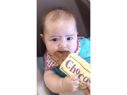 初めてのチョコレート